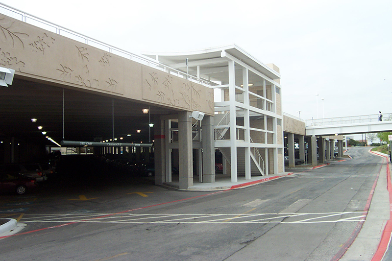 Park Mall Parking Structure