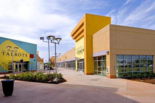 Outlet Shoppes at Oklahoma City