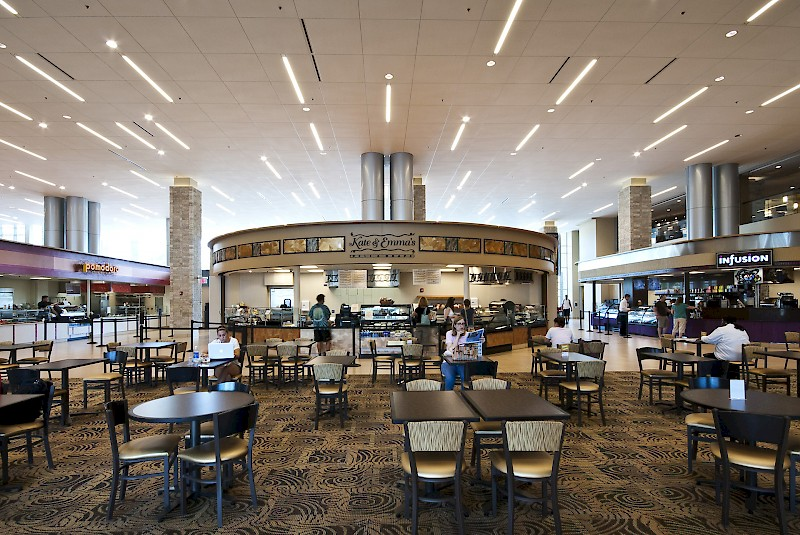 University of Missouri Student Center