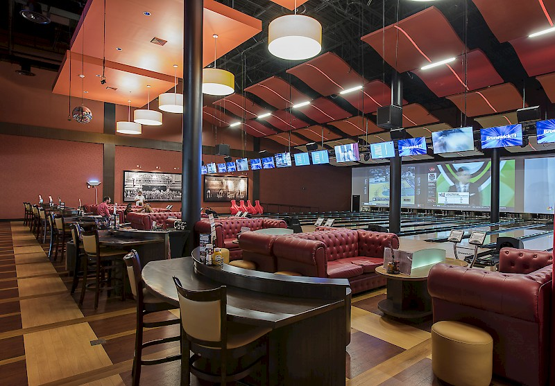 Frank Theatres CineBowl & Grille